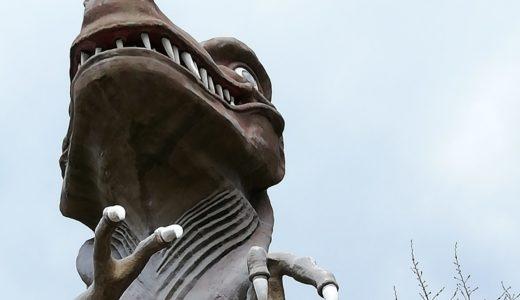 【恐竜すべり台】静岡はままつフラワーパークに行ってきた