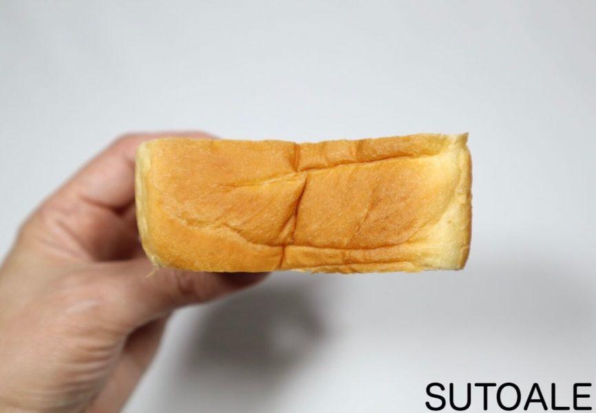 パンの厚み